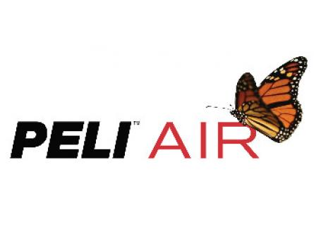 PELI AIR : up to 40% lighter, lifetime warranty