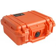 CASE ORANGE WITH FOAM oranje met foam PEL101120OWF
