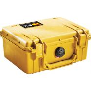 CASE YELLOW WITH FOAM geel met foam PEL101120YWF