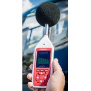 Integrating Sound Level Meter 1:1 & 1:3 octave bands /audio CIR/CR:172B
