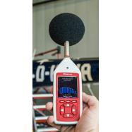 Integrating Sound Level Meter 1:1 octave band / audio CIR/CR:172A