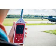 Integrating Sound Level Meter with datalogging Optimus red CIR/CR:162B