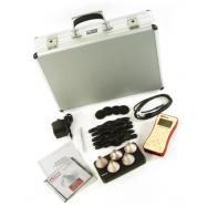 Kit with 5 Atex dosebadges and all accessories CIR/CK:110AIS/5