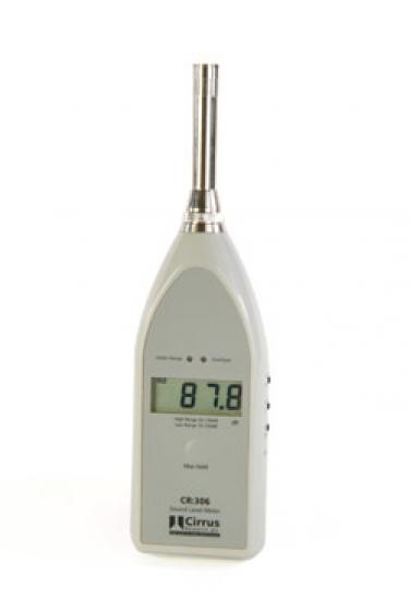 CR:306 Basisgeluidsmeter  (snelle respons Fast)